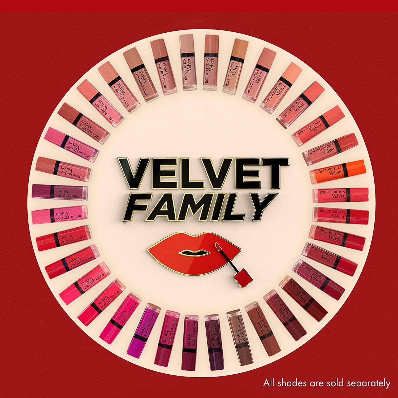 Velvet Liquid Lipstick - Velvet Famliy