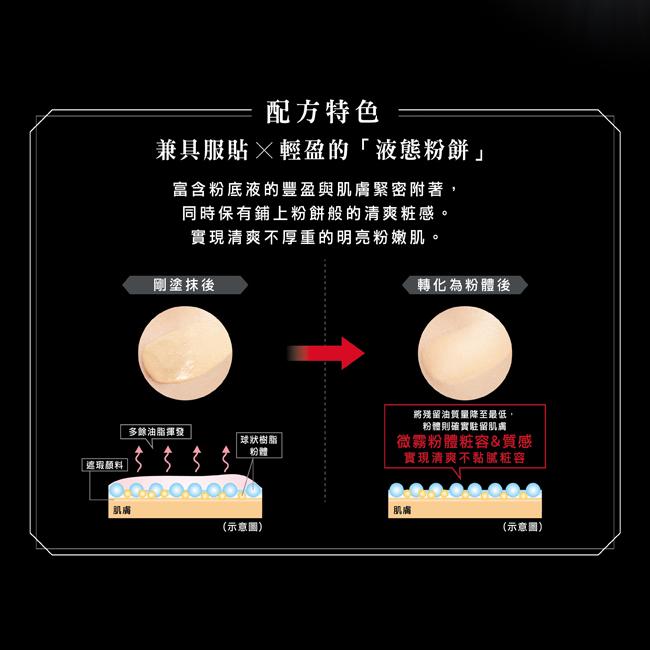 Powdery Skin Maker - Ingredient
