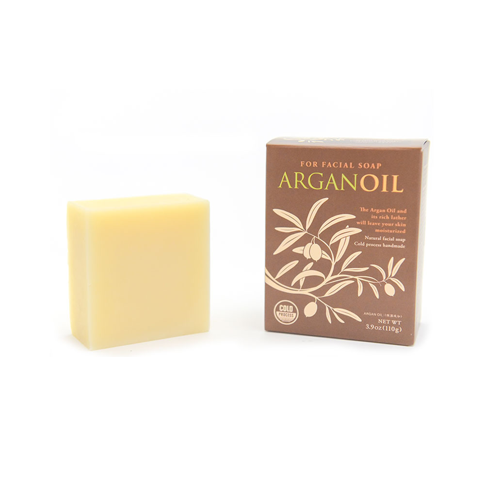 Argan Oil Face Soap - Product