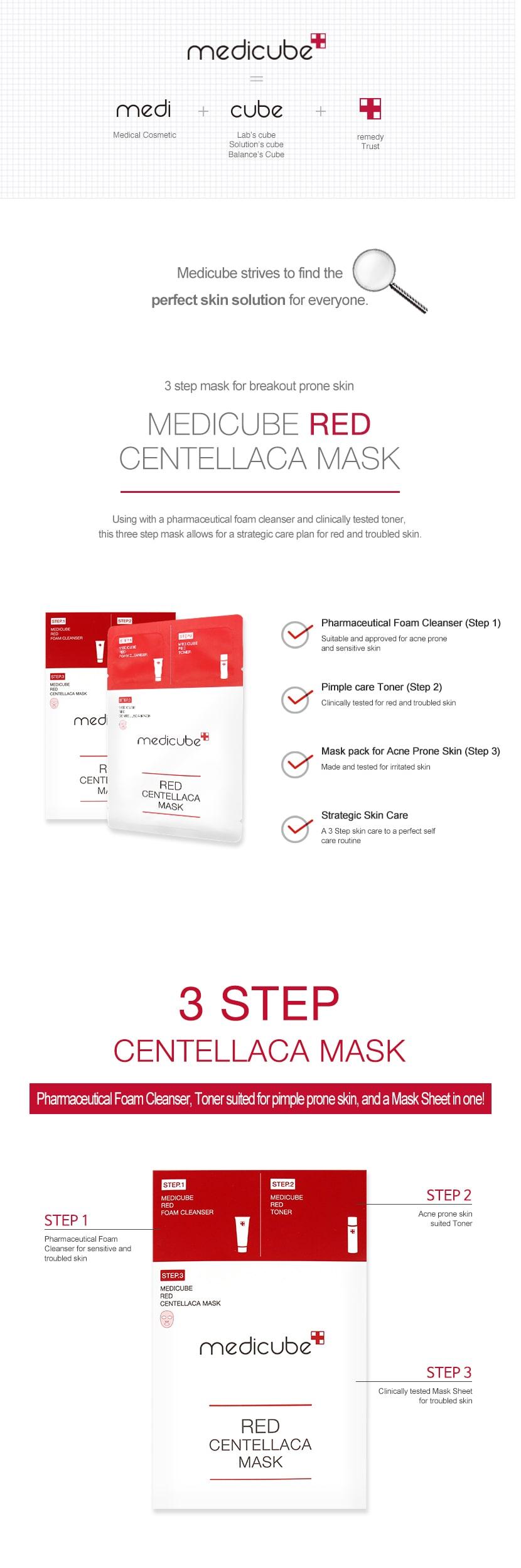 Red Centellaca Mask - Intro