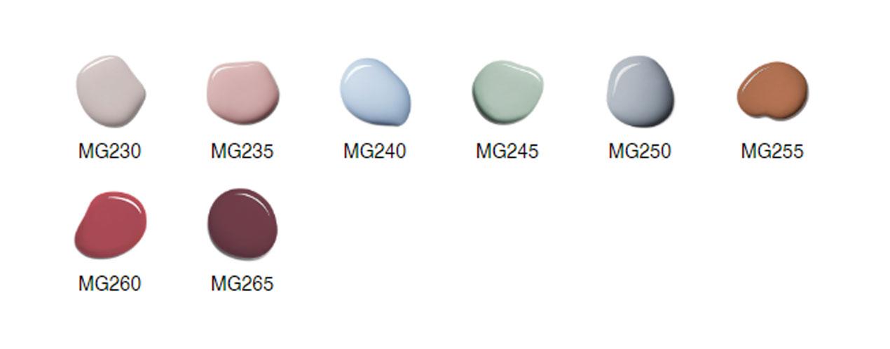 the 54°n Serenity Nail Polish - Color