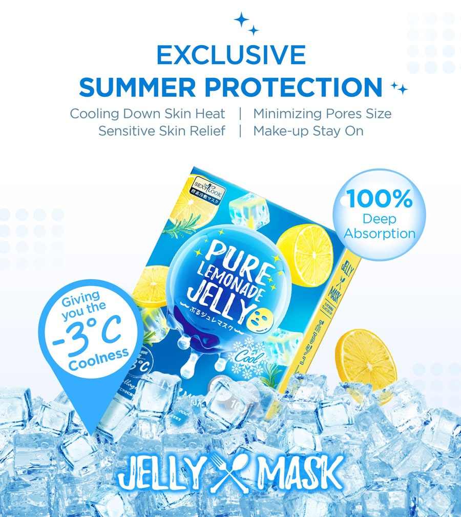 Cool Jelly Mask - Features