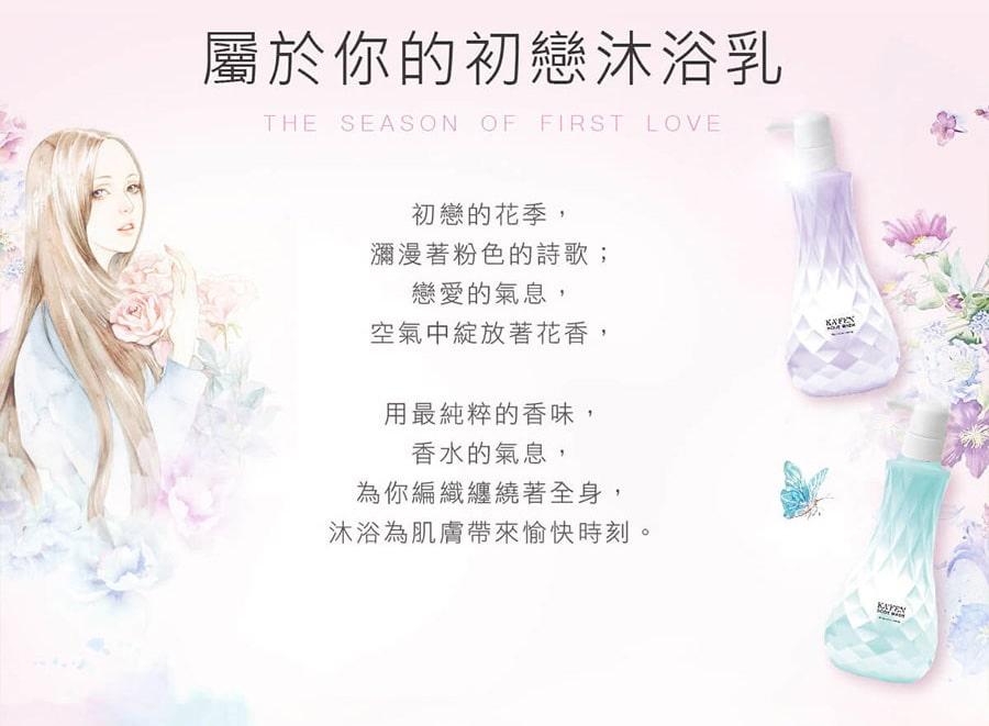 Perfume Body Wash - Intro