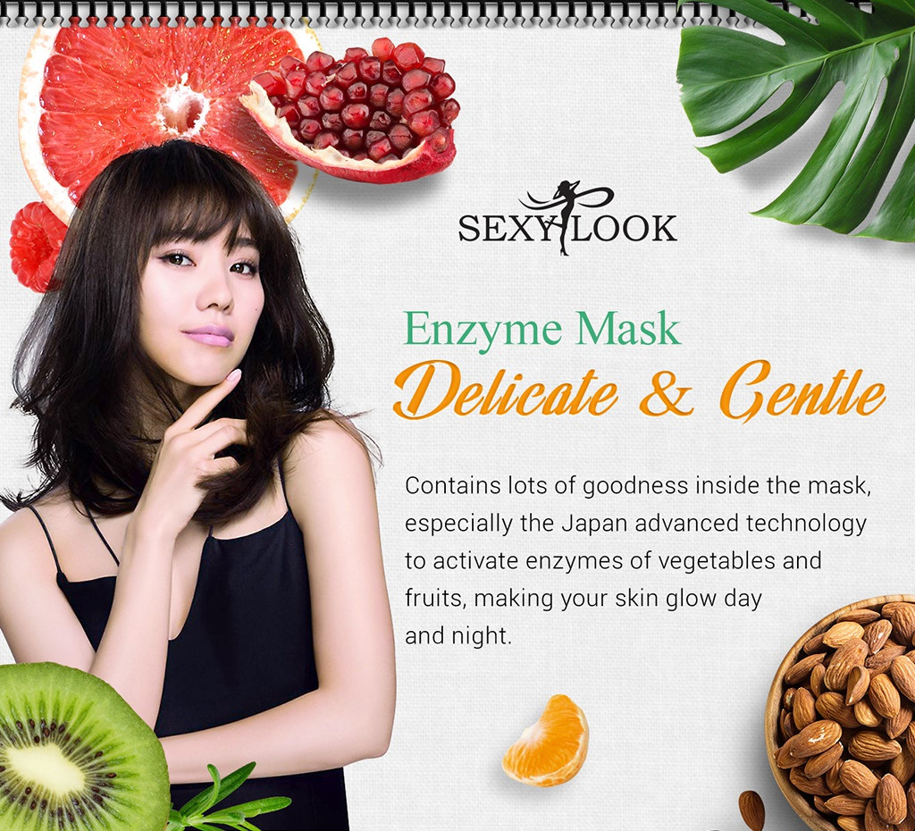 Enzyme Intensive Anti-acne Mask - Intro