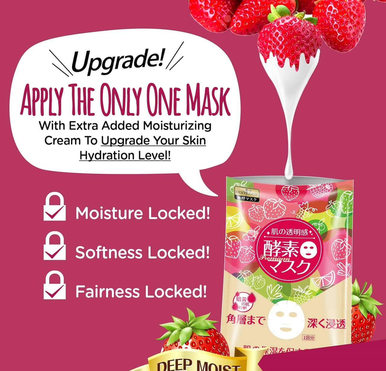 Enzyme Intensive Anti-acne Mask - Benefits
