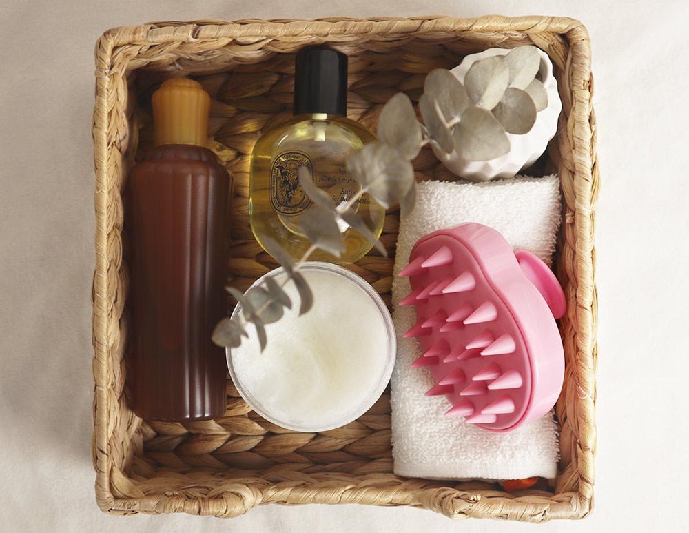 Head & Scalp Massager - Photo