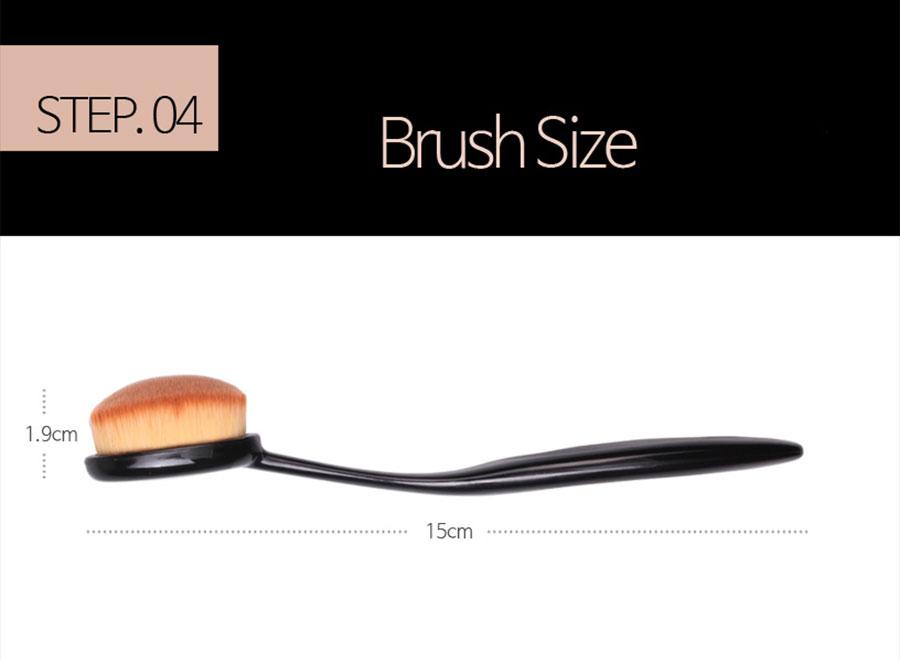 Artist Foundation Brush - Size