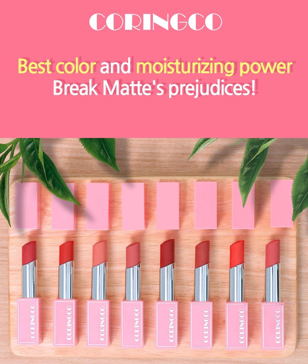 Cherry Chu Bonny Lipstick - Features