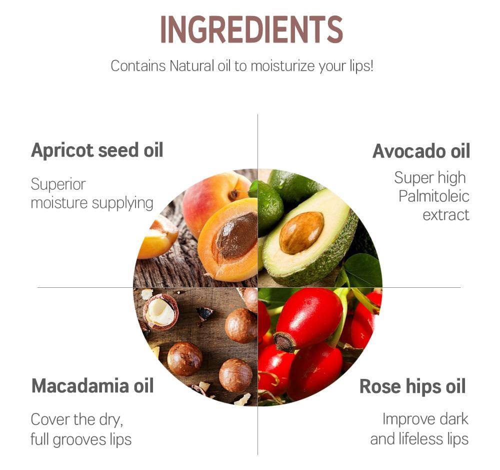 Marsh Mallow Velvet Tint - Ingredients