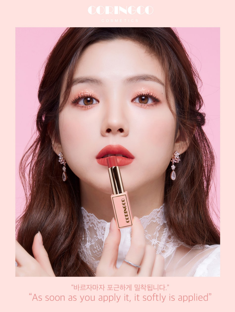 Momo Chu Bonny Lipstick - Model