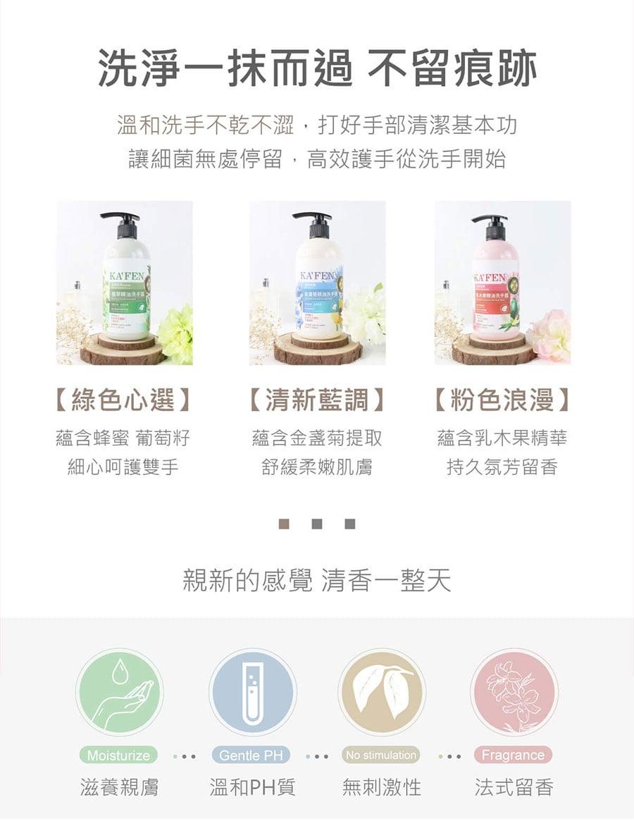 Shea Butter Hand Wash - Benefit