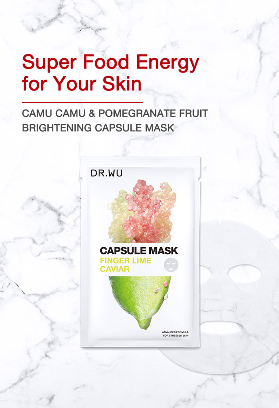 Finger Lime Caviar Mask - Intro