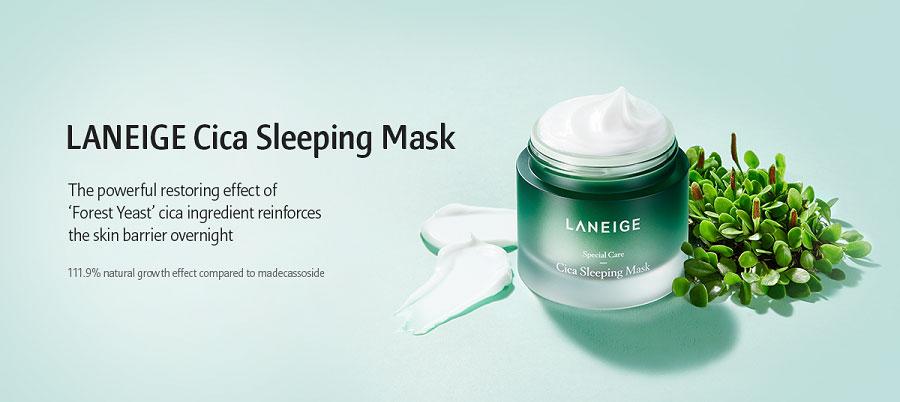 Cica Sleeping Mask - Intro