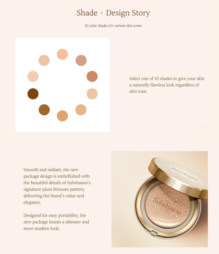 Perfecting Cushion EX - Shade