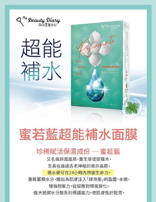 Rejuvenate Deep Hydrating Mask - Intro