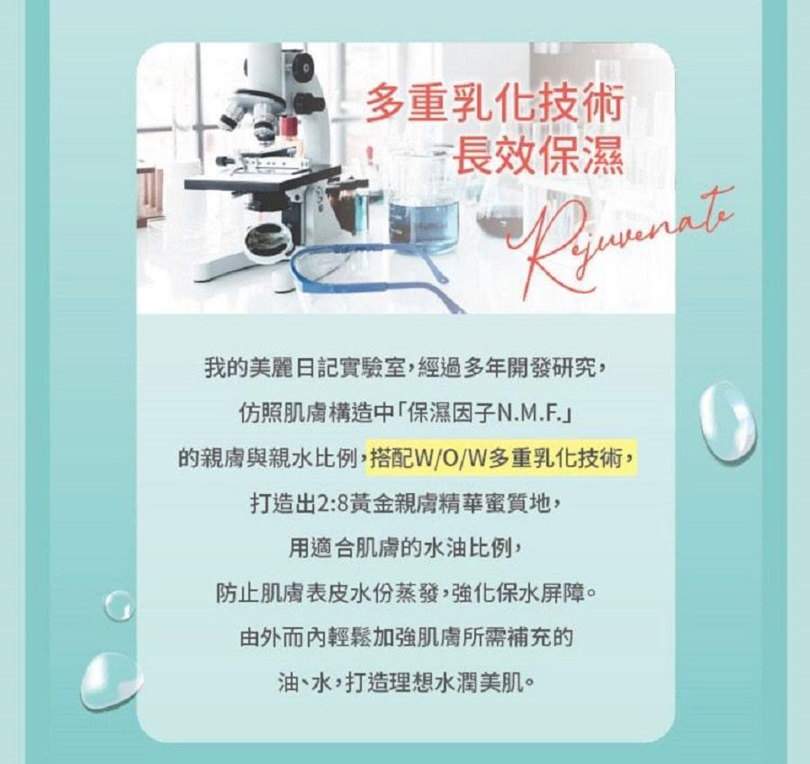 Rejuvenate Deep Hydrating Mask - Technology