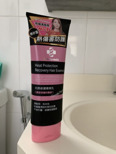 Dr's Formula Heat Protection Recovery Hair Essence 160g photo review