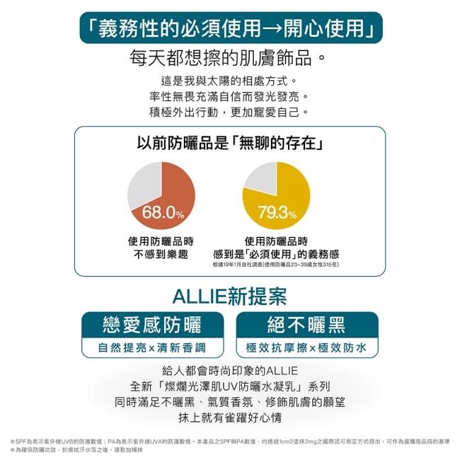 Nuance Change UV Gel - Benefit