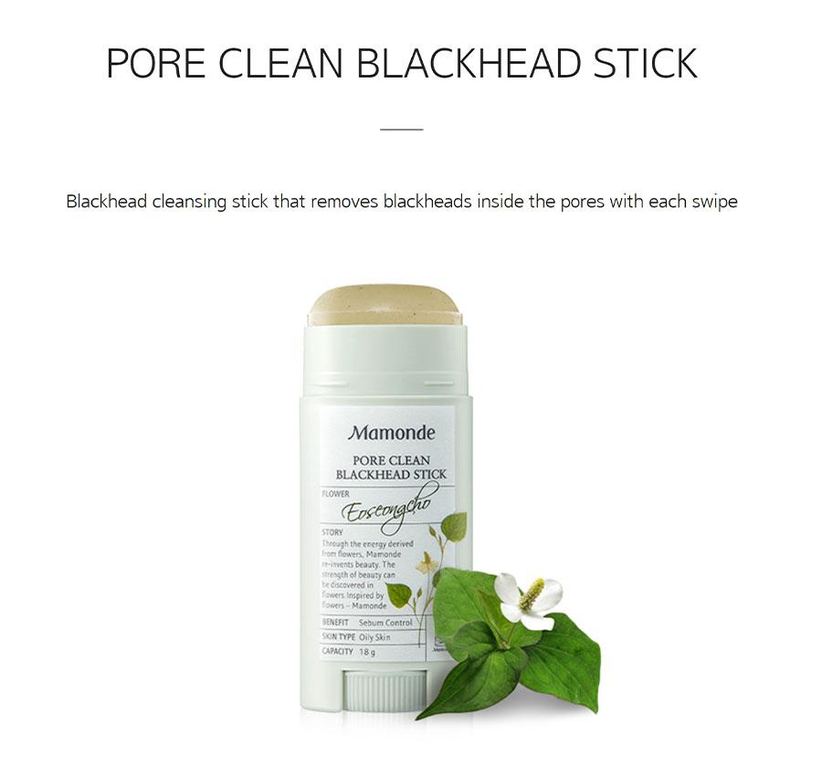 Pore Clean Blackhead Stick - Intro