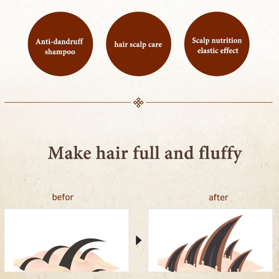 Hair Strengthener Shampoo - Benefit