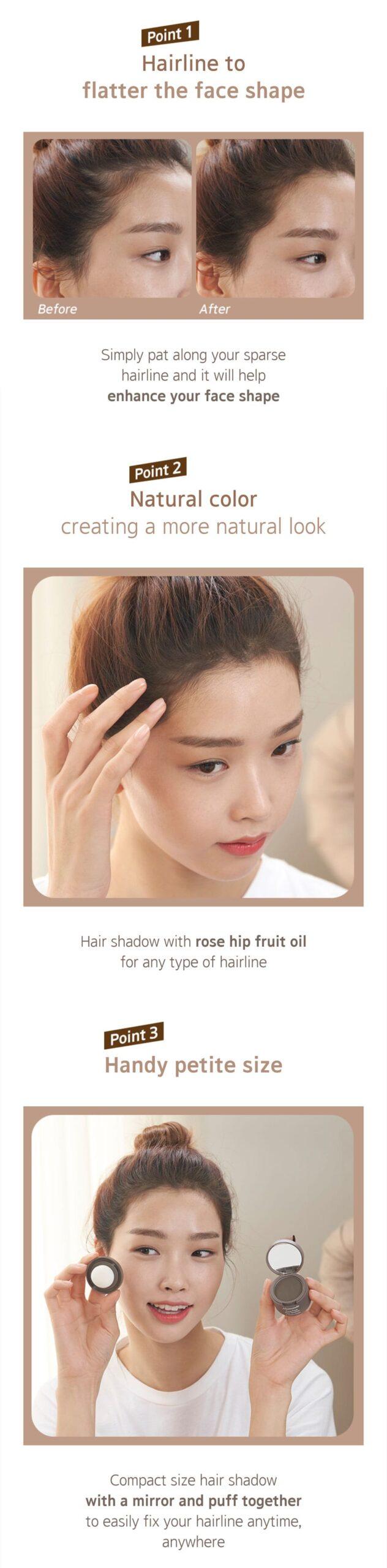 Pang Pang Hair Shadow - Point