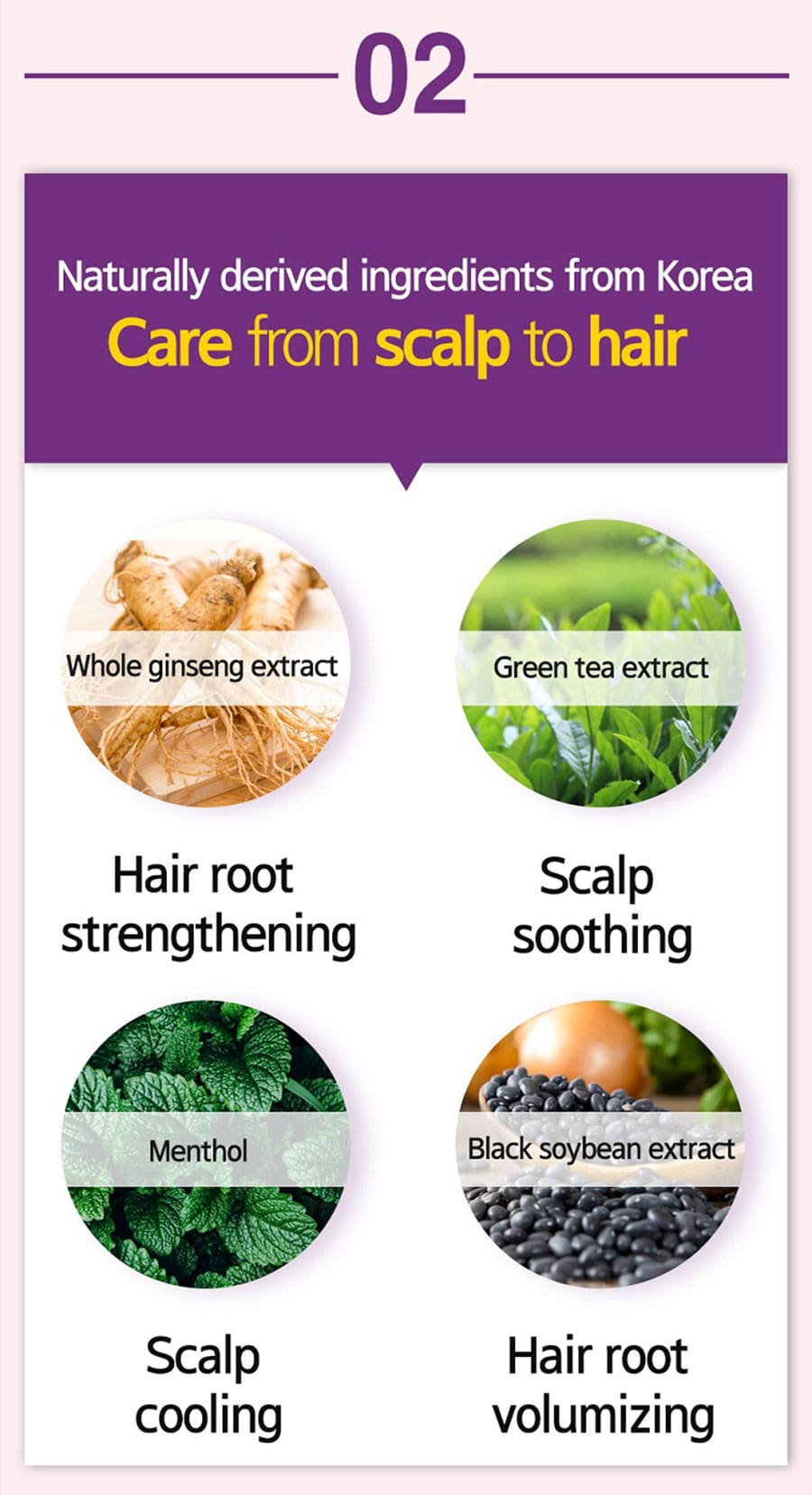 Hair Loss Care Essence - Benefit