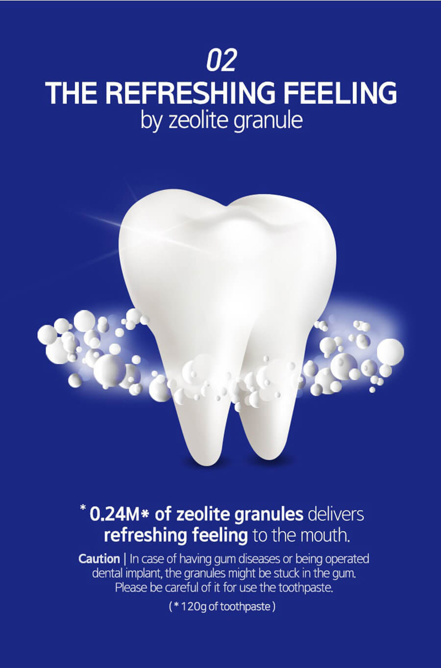 Dental IQ Toothpaste Whitening - Texture