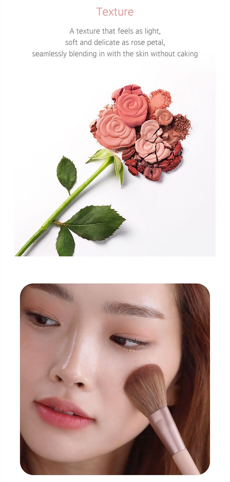 Flower Pop Blusher - Texture