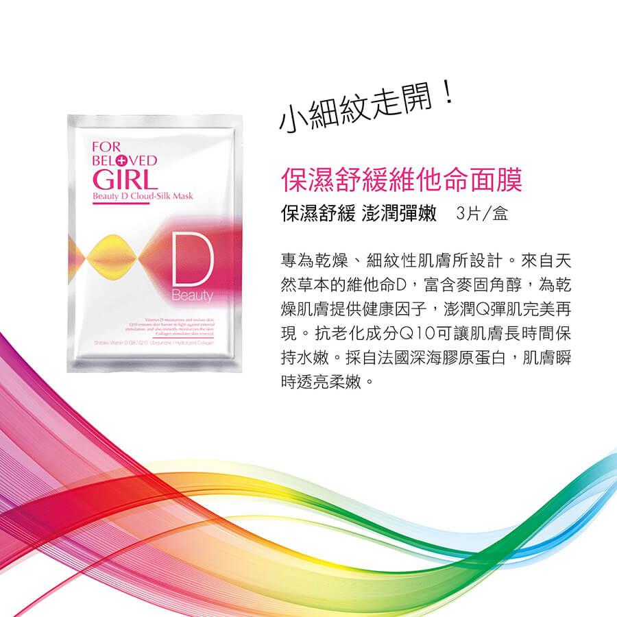 Vitamin D Cloud-Silk Mask - Introduction