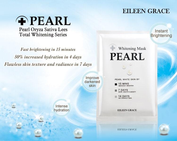 Pearl Whitening Mask - Mask