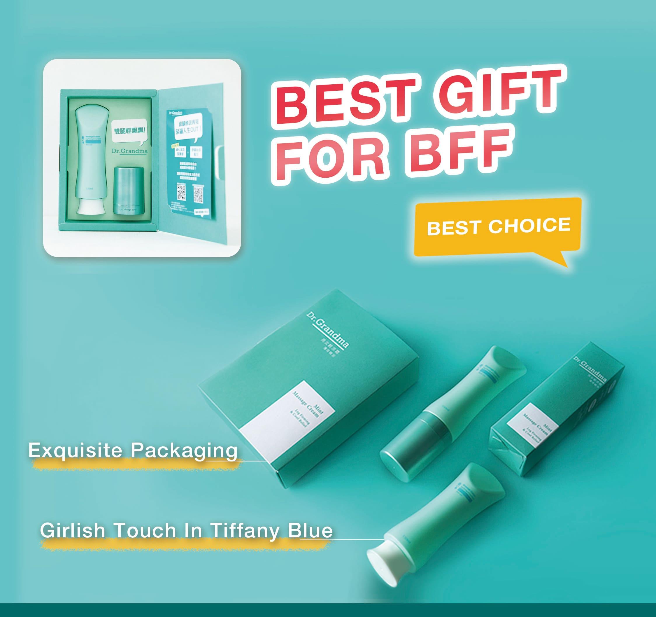 Mint Massage Cream - Gift Idea
