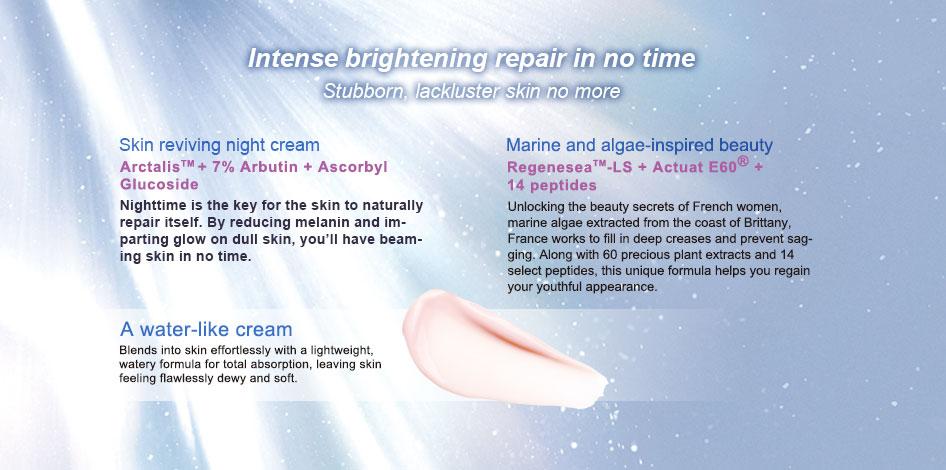 Bright Essential Cream - Benefits