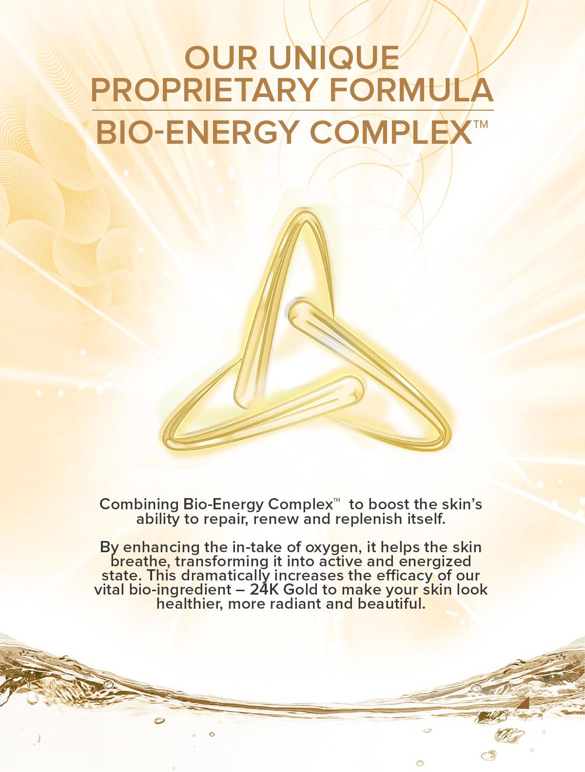 Bio-Gold Gold Water - Ingredients
