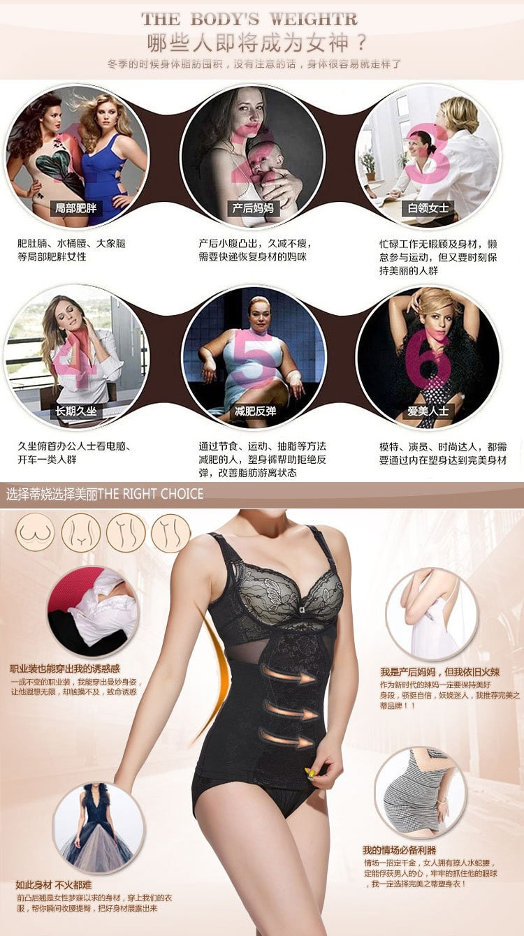 Fae 2 Slimming Shaper - Features