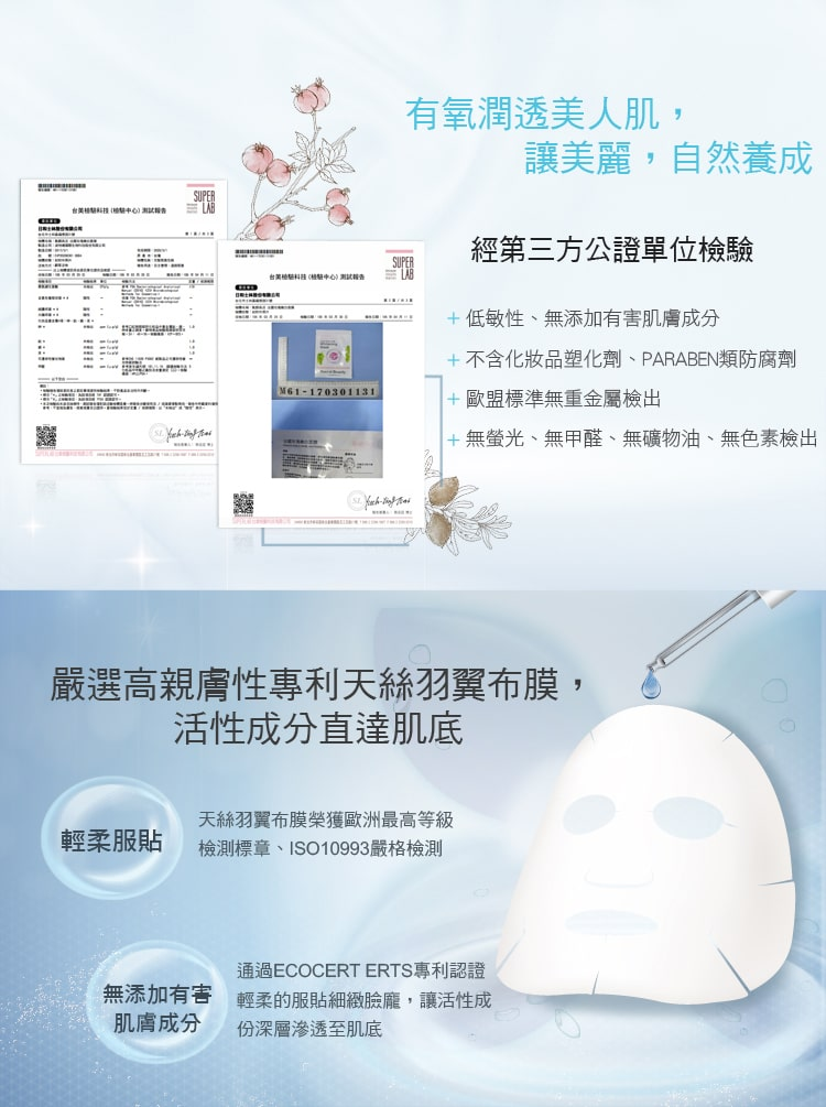 Elderberry (Elderflower) Repairing Mask - Benefits