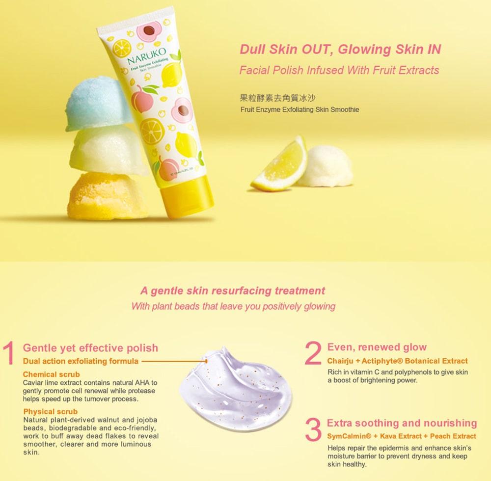 Enzyme Exfoliating Skin Smoothie - Intro