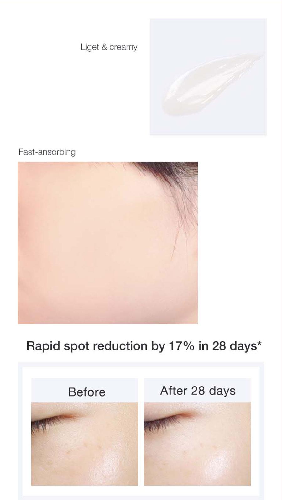 Intensive Whitening Spot Treatment - Texture