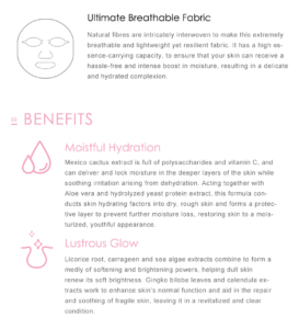 Mask Thank You Edition - benefits