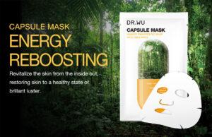 Reboosting Mask Inka Maca - benefits
