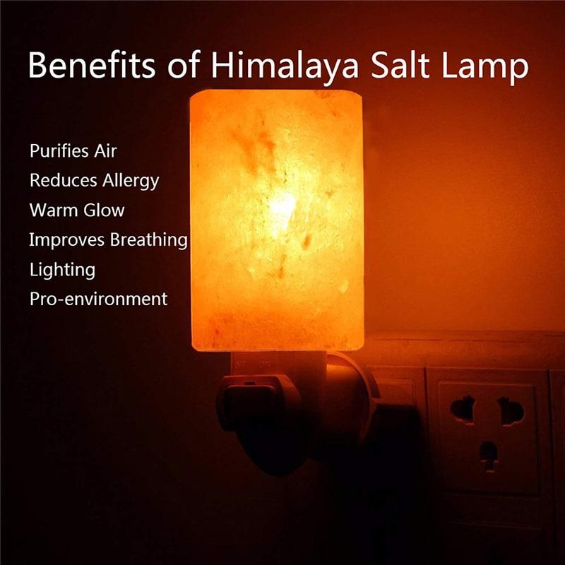 Salt Night Light Lamp - Benefits