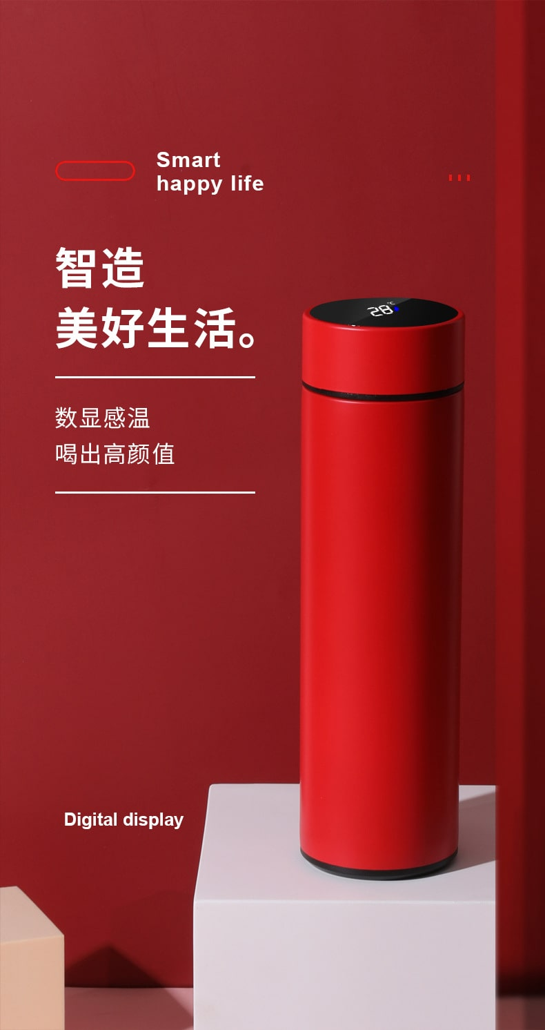 Thermos Flask Temperature Display - Intro