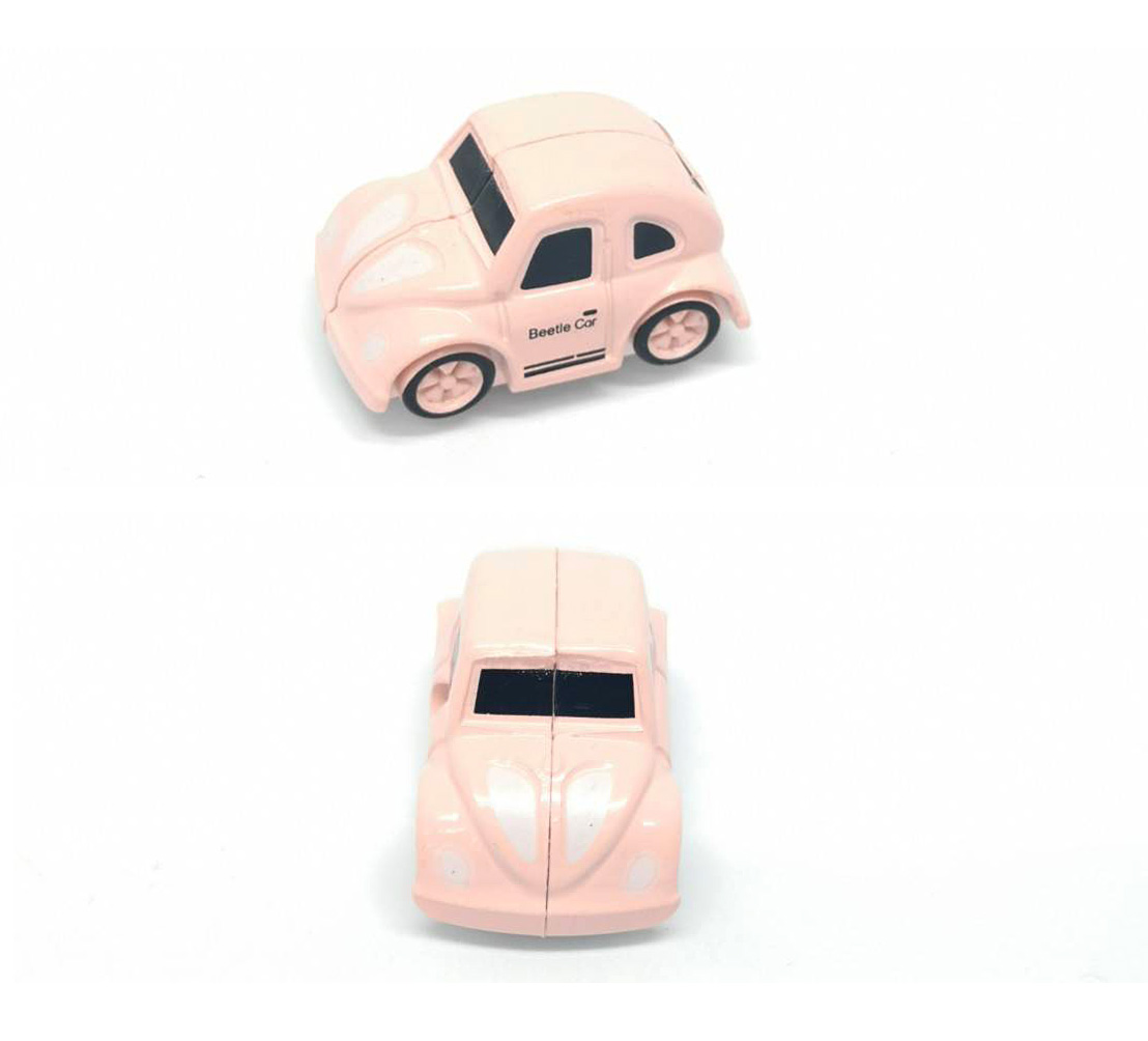 Vintage Cutie Betty Car - Angle