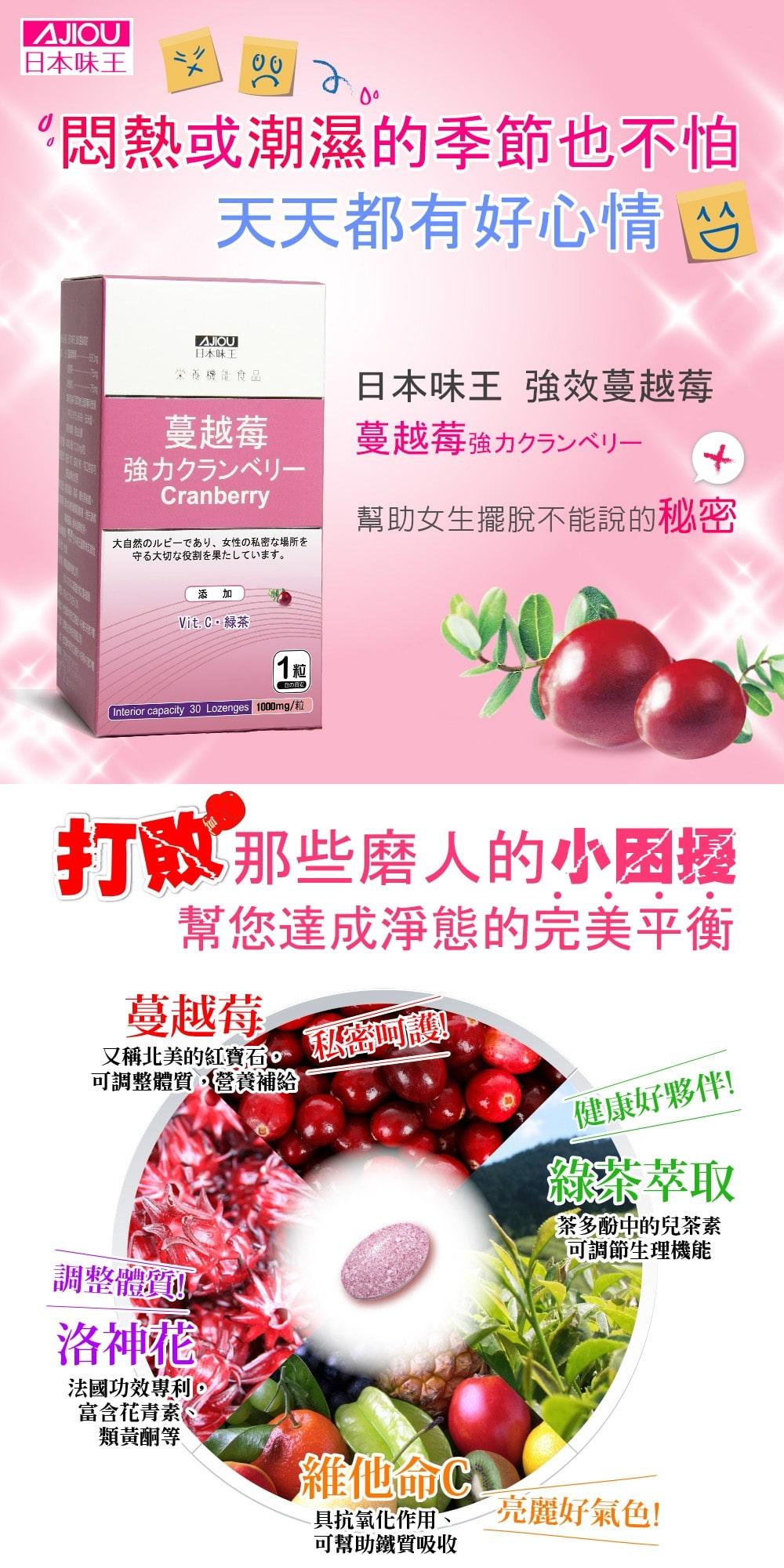 AJIOU Cranberry Ingot - Intro