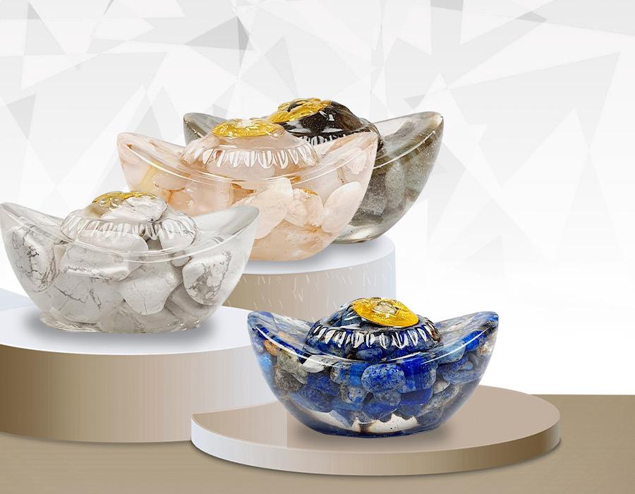 Yuan Bao Crystal Decoration - Intro